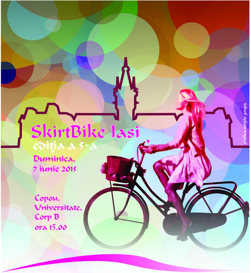 SkirtBike Iași 2015